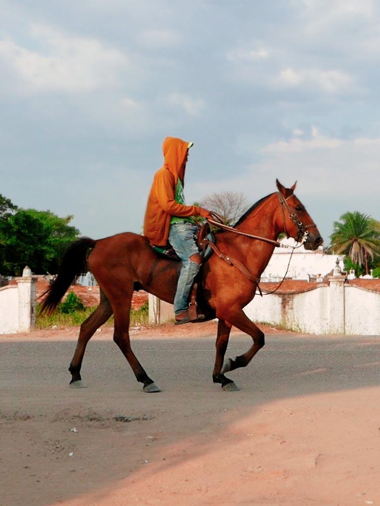 Rider - Mompox - Colombia